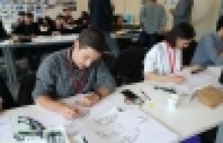 Geleceğin Otomotiv Tasarımcıları Başakşehir'de...