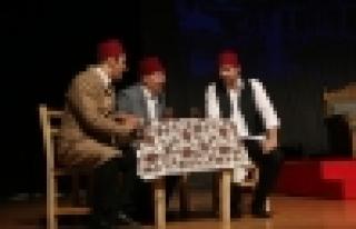 Gök Sultan Abdülhamid Han Başakşehir'de sahnelendi