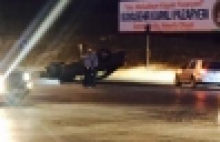 Kayaşehir Girişinde yanmayan trafik ışıkları...