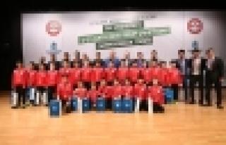 Kayaşehir Spor Kulübü U-11'de Şampiyon oldu