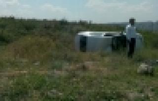Güvercintepe - Kayaşehir yolunda yeni bir kaza daha...