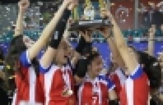 Kıran Kırana Finalde Şampiyon Bahçeşehir