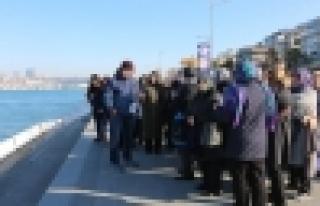 Kültür Gezileri Başladı, Başakşehir'den Çamlıca'ya…