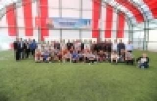 Müdürlükler arası futbol turnuvası sona erdi