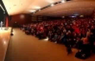 Ömer Karaoğlu konserine yoğun katılım