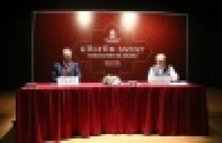 Prof. Dr. Fazlıoğlu Türklerin dünya tasavvurunu...