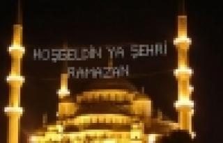 Ramazan Ayı Müslümanların Uyanışına Vesile...