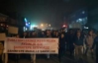 Şahintepe'de Elektrik İsyanı!