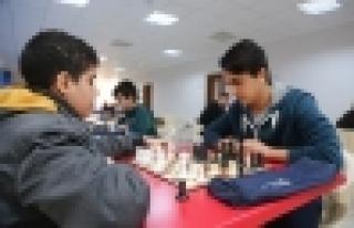 Satranç turnuvası tamamlandı