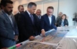 Vali Yerlikaya Başakşehir Şehir Hastanesi'ni Ziyaret...