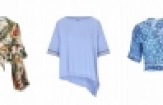 Yeni Sezonun Modasını Yansıtan Bluz Modelleri