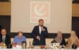 Yeniden Refah Partisi : İstanbul Sözleşmesi Siyonistlere...