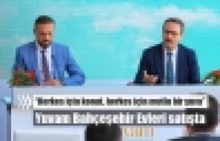 Yuvam Bahçeşehir Projesinden Neden Ayrımcılık...