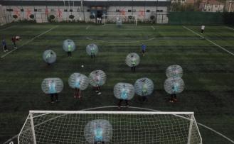 Balon Futbolu Turnuvasında Çekişmeli Final
