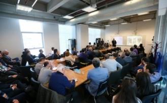 Living Lab'da 2. Girişimcilik günü düzenlendi