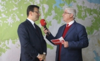 İmamoğlu İstanbul Times Tv' den Hüseyin Çetiner'e konuştu