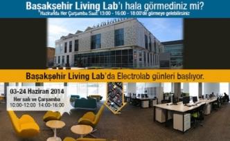 Living Lab tanıtım günleri başladı
