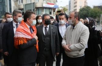 Babacan'dan Erdoğan'a : Yola birlikte çıktığınız arkadaşlarınızdan yanınızda kaç kişi kaldı ?'