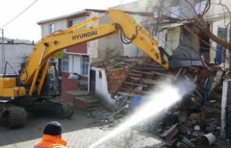 Başakşehir'de Yeni Sosyal Konut Projesi İçin Düğmeye Basıldı