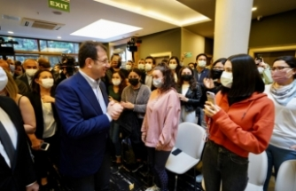 İmamoğlu'ndan 'yurt açıklaması': Aile vakıflarınıdeğil, devletimizin kurumlarını güçlendireceğiz
