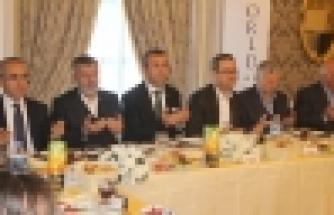 Ağaoğlu My World Europe Site Başkanı Ahmet Koç Mütevazi Kişili İle dikkat çekti
