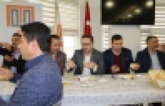 Başakşehirdeki Malatyalılar Kahvaltıda Bir Araya Geldi