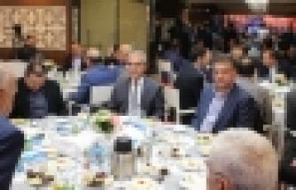 Başakşehir'in En Büyük Kuruluşu İkitelli OSB 'den İftar Daveti
