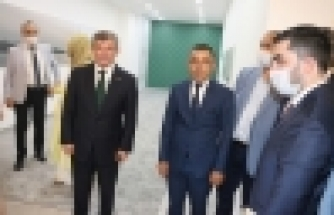 İş Adamı Fesih Alçın Gelecek Partisi Başakşehir Kurucu İlçe Başkanı Oldu