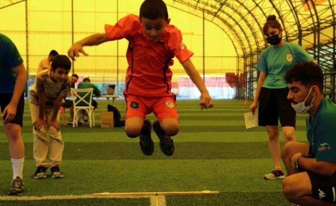 Başakşehir'de Sporun T'si Kaldığı Yerden Devam Ediyor