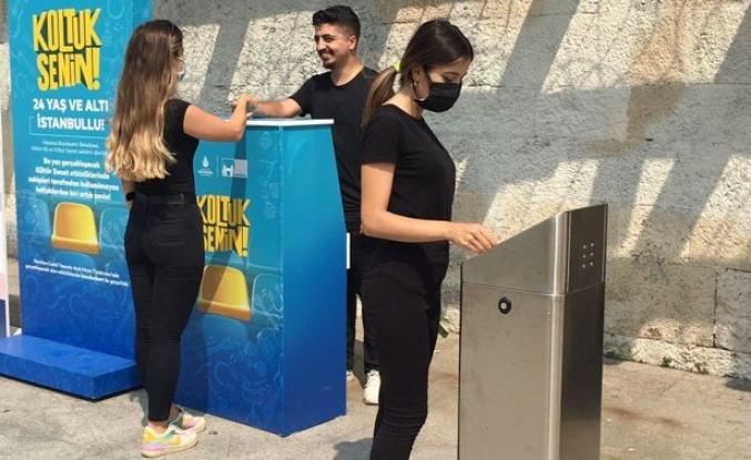 Boş Kalan Koltuk Genç İstanbullunun