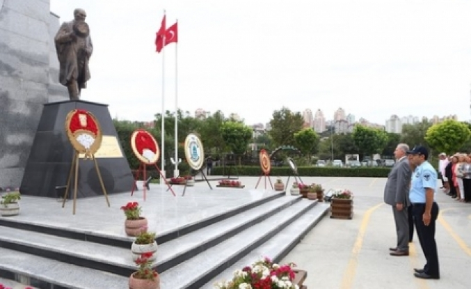 30 Ağustos Zaferi, Başakşehir'de törenle kutlandı