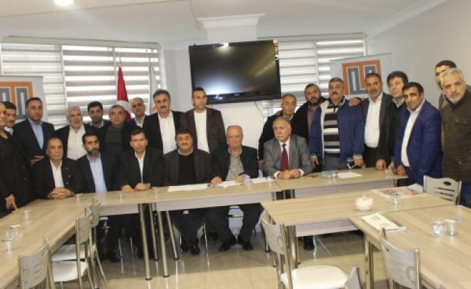 BAMDER Başkanı Erdal Tunç Güven Tazeledi