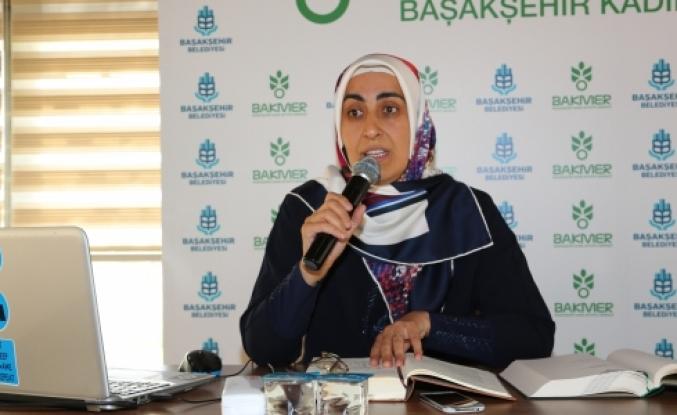 Başakşehir Belediyesi'nden kadınlara Tefsir Dersleri