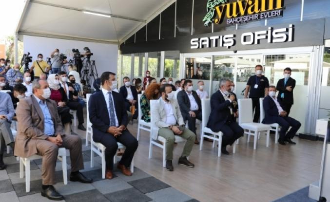Başakşehir Belediyesi'nden Sosyal Konut Projesi