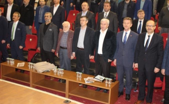 Başakşehir Saadet Partisi Erbakan'ı Andı