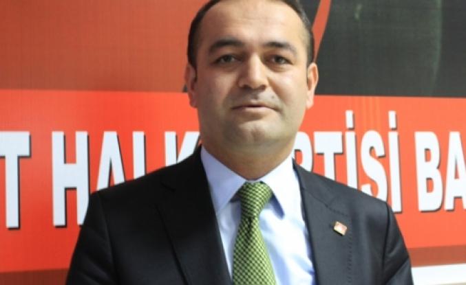 CHP'den Egemen Bağış'a kınama