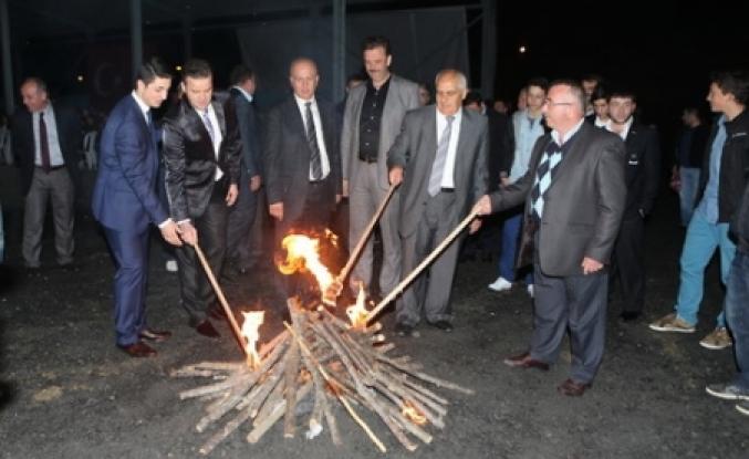 Rumeli ve Trakya Hıdırellezi Şamlar'da kutladı