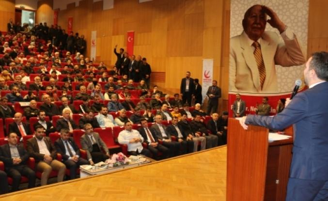 Yeniden Refah Partisi İktidara Yürüyor …