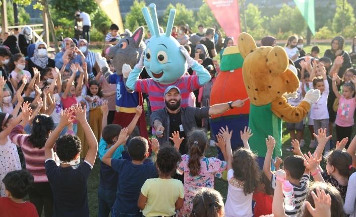 Başakşehir'de Çocuk Etkinlikleri Başladı