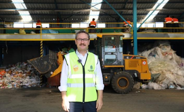 Başakşehir Belediyesi Geri Dönüşümde Çağ Atladı