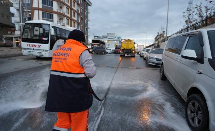Başakşehir'de Pazarlar Koronavirüs'e Karşı Güvende