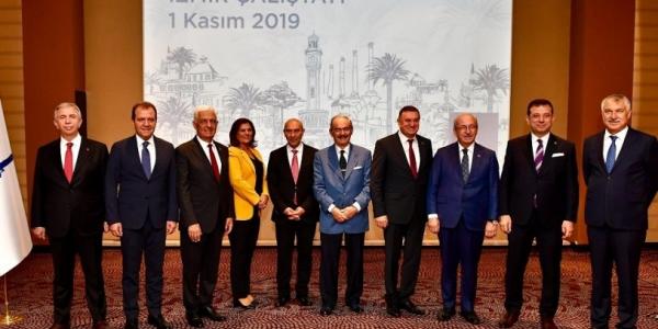 CHP'li 11 Büyükşehir Belediye Bakanından Ortak Açıklama…