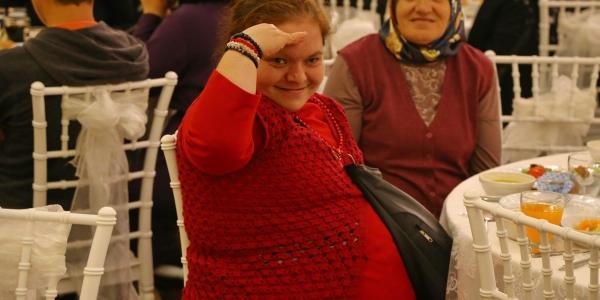 Engelli Vatandaşlar Ve Aileleri İftarda Buluştu