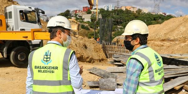 Güvercintepe, Viyadük İle Metroya Bağlanıyor