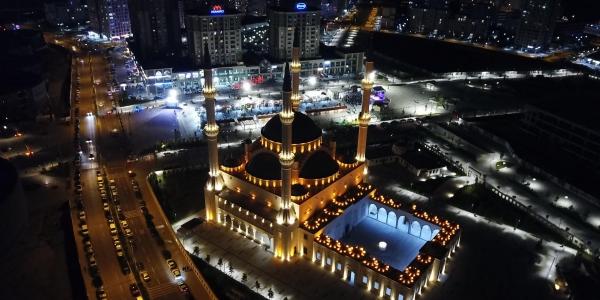Ramazan-I Şerif Başakşehir'de Bir Başka Güzel