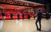 Başakşehir Tiyatro Akademisin'de Konservatuarına Hazırlanıyorlar