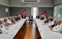 11 Başkan THK'ya İş Birliği Başvurusu Yaptı