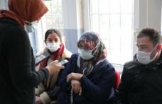 Başakşehir'de Kovid-19 Aşısı Bizimle Çok Kolay