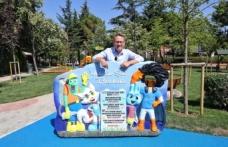 Başakşehir!de Yenilenen Defne Parkı Açıldı