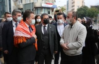 Babacan'dan Erdoğan'a : Yola birlikte çıktığınız...